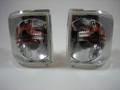 Clear Turn Signal Set - XBD100760 XBD100770