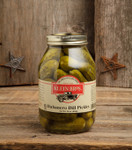 Habanero Dill Pickles