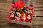 Sauce & Salsa Lovers Barnwood Gift Box