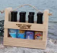 Florida Keys Hot Sauce Gift Set: 8 Pack