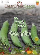 Pea Shelling - Wando (25+ seeds)