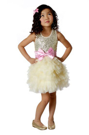 Ooh La La Couture WOW Dream Dress - Champagne