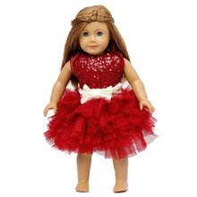 Ooh La La Couture WOW Dream Doll Dress - Red