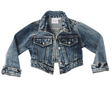 Ooh La La Couture Denim Jacket
