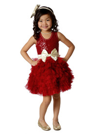 Ooh La La Couture WOW Dream Dress - Red