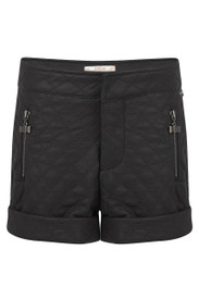 Super Trash Hilly Black Shorts