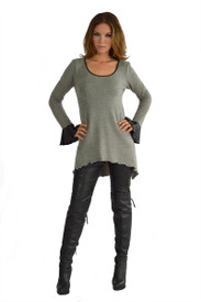 Union of Angels Grey London Top