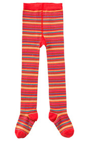 Room Seven Tights - Multi Color Stripe