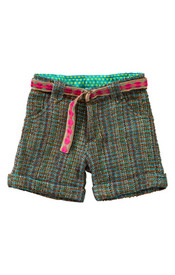 Room Seven Parade Shorts - Wool Brown