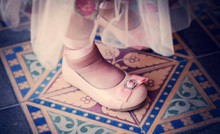 MTK Dusty Pink Angela Flat