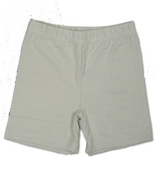 Knit Shorts - khaki (ivory)