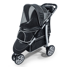 Gen7 Monarch Dog Stroller - Black
