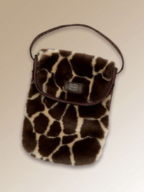 Bearington Collection Giraffe Diaper/Wipe Holder