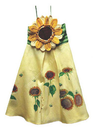 Ninachka Couture Sunflower Sundress