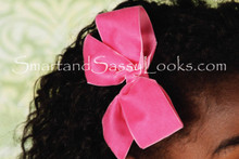 Hairbow - Pink