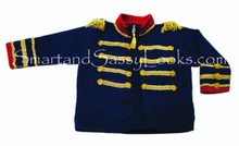 """Ninachka Couture """"Nutcracker"""" Infant Sweater and Hat"""