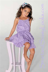 Eliane et Lena Citronelle Dress - Lilac