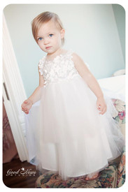 Biscotti Ballerina Dress - Ivory