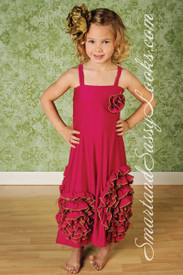 Pixie Girl Barcelona Maxi Dress