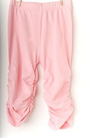 Swanky Baby Vintage Scrunch Leggings - Cotton Candy