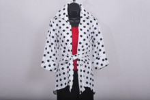 Domino open sash tie jacket by Three Sisters  Final Sale