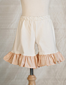 Persnickety Mae Short - Ivory  Final Sale