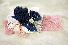 Persnickety Cecily Headband  Final Sale
