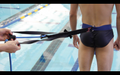R & R Contrast Swim Belt: Resist and Release