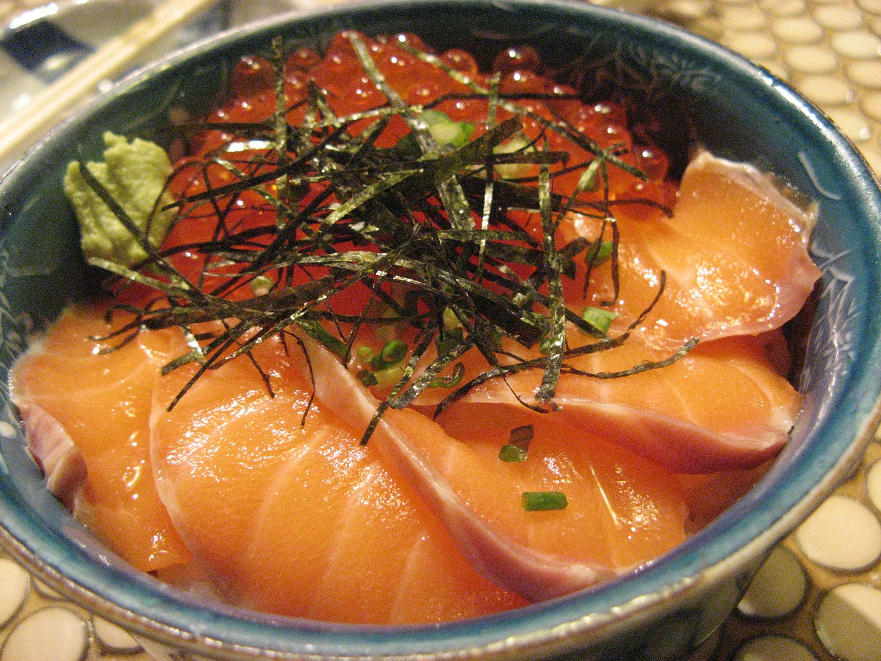 You Can Do A Lot With Salmon Roe, But It Always Pairs Well With Fresh