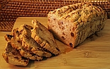 Gluten and dairy free bread, certified organic