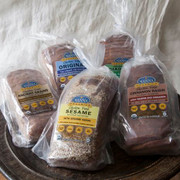Manna Bread is organic, vegan and kosher