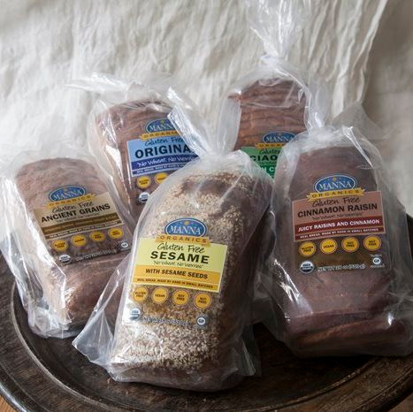 Manna Bread is organic, vegan and kosher