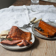 Wild smoked salmon is full of nutrients, and delicious