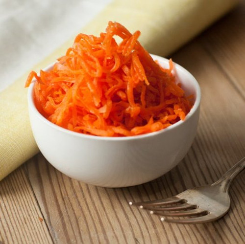 Fermented Carrots - Organic and Unpasteurized