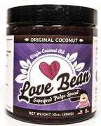 Airy spreadablility with a dark chocolate flavor and a coconut kick!