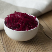 Fermented Red Cabbage - Organic and Unpasteurized