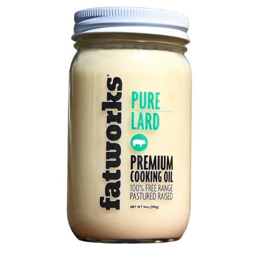 Pure pastured lard