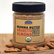 Amaretto Almond: 12 oz jar