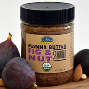 Fig & Nut: 12 oz jar