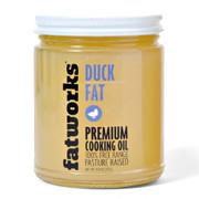 Pasture-Raised Duck Fat