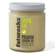 Pasture-Raised Goose Fat