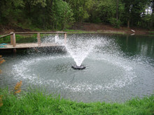 Kasco 3400 VFX Fountain - Great for Smaller Ponds!