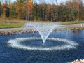 Kasco 3400 VFX Fountain - Classic V Shaped Pattern