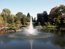 Kasco Fountain 4400JF Linden