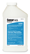 Sonar AS (Sonar A.S.) Aquatic Herbicide Quart by SePRO
