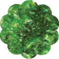 Green Edible Glitter