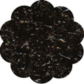 Black Edible Glitter
