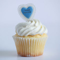 Birthday Heart Picks: Blue