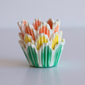 Mini Spring Flower Cupcake Liners