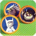 Kid&#039;s Classics: Where the Wild Things Are Ring Toppers